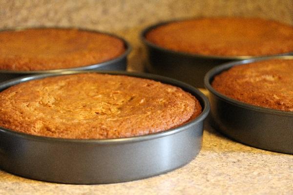 Jamaican Carrot Cake